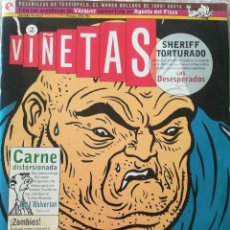 Cómics: VIÑETAS NUMERO 2. Lote 223488797