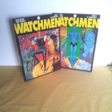 Cómics: ALAN MOORE Y DAVE GIBBONS - WATCHMEN ( 2 TOMOS) - GLENAT 1993. Lote 224144033