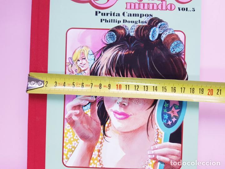 Cómics: COMIC-ESTHER Y SU MUNDO..V 5-PURITA CAMPOS-GLÉNAT-EXCELENTE CALIDAD+COLOR-IMPOLUTO-COLECCIONISTAS - Foto 5 - 224260760