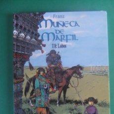 Comics : MUÑECA DE MARFIL TOMO 8 LOBOS EDITORIAL GLENAT. Lote 225114935