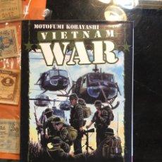 Fumetti: VIETNAM WAR - MOTOFUMI KOBAYASHI - EDICIONES GLENAT, 2009. Lote 225951822