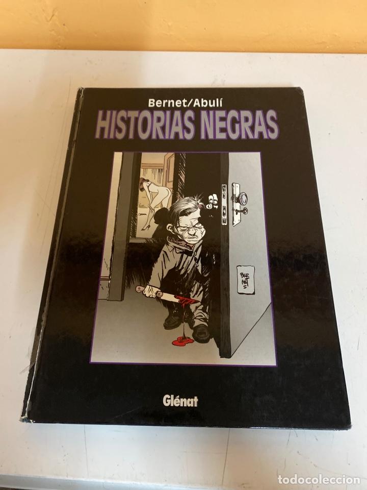 HISTORIAS NEGRAS (Tebeos y Comics - Glénat - Serie Erótica)