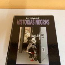 Cómics: HISTORIAS NEGRAS. Lote 226365550