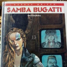 Cómics: SAMBA BUGATTI - DUFAUX / GRIFFO. Lote 226831005