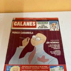 Cómics: GALANES. Lote 226955145