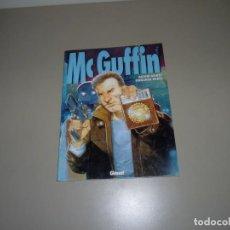 Cómics: MC GUFFIN,EDITORIAL GLÉNAT,DIBUJO Y GUION ANTONIO GUIRAL, FERNANDO RUBIO. Lote 227025755