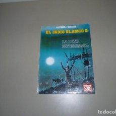 """Cómics: EL INDIO BLANCO""""LA LUNA ENTERRADA""""N 2,EDICIONES RO,DIBUJO Y GUION; RANAÏOLI, DURAND,. Lote 227028336"""