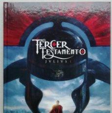 Comics : EL TERCER TESTAMENTO. JULIUS I. A.ALICE, X.DORISON, R.RECHT. GLÉNAT, 2010. ED. RÚSTICA. TAPA DURA.. Lote 227988525