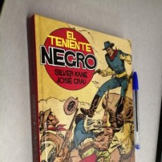 Comics : EL TENIENTE NEGRO / SILVER KANE - JOSÉ GRAU / GLÉNAT 2010. Lote 228102605