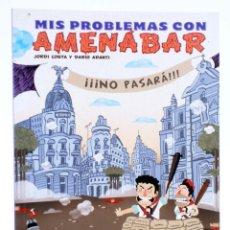 Cómics: MIS PROBLEMAS CON AMENÁBAR (JORDI COSTA / DARIO ADANTI) GLENAT, 2009. OFRT ANTES 9,95E. Lote 228236908