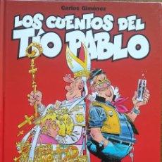 Cómics: LOS CUENTOS DEL TIO PABLO. Lote 228685965