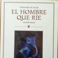 Cómics: EL HOMBRE QUE RIE VICTOR HUGO FERNANDO DE FELIPE. Lote 228687860