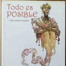 Cómics: TODO ES POSIBLE THA & JOAN THARRATS. Lote 228688875