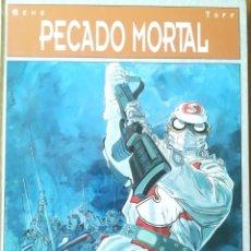 Cómics: PECADO MORTAL BEHE TOFF. Lote 228688945