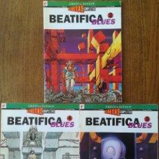 Cómics: BEATIFICA BLUES. Lote 228786700