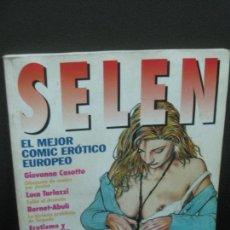 Cómics: SELEN. RETAPADO CON LOS NUMEROS 1,2 Y 3. GLENAT.. Lote 228896840
