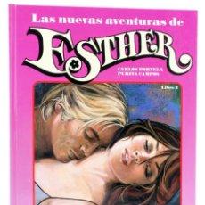 Cómics: LAS NUEVAS AVENTURAS DE ESTHER 3 (CARLOS PORTELA / PURITA CAMPOS) GLENAT, 2009. OFRT ANTES 17,95E. Lote 241462935