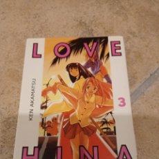 Cómics: LOVE HINA 3. Lote 229156576