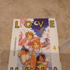Cómics: LOVE HINA 4. Lote 229156681