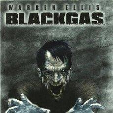 Comics: BLACKGAS. WARREN ELLIS. GLENAT. TAPA BLANDA. Lote 229606160