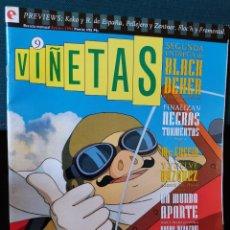 Comics: REVISTA VIÑETAS Nº 9 OCTUBRE 1994. Lote 230518395