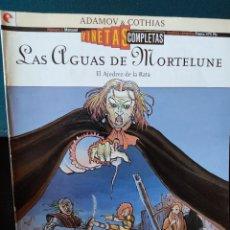 Comics: REVISTA VIÑETAS COMPLETAS Nº 1 - LAS AGUAS DE MORTELUNE. EL AJEDREZ DE LA RATA. Lote 230521230