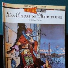Comics: REVISTA VIÑETAS COMPLETAS Nº 2- LAS AGUAS DE MORTELUNE. EL CAFÉ DEL PUERTO. Lote 230521915