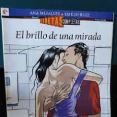 Comics: REVISTA VIÑETAS COMPLETAS Nº 6 EL BRILLO DE UNA MIRADA. Lote 230523115