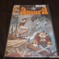 Cómics: AMURA 6 NUMEROS COMPLETA GLENAT. Lote 233642520