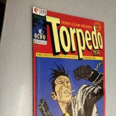 Comics: TORPEDO Nº 8 (OCHO) / GLENAT. Lote 233804225