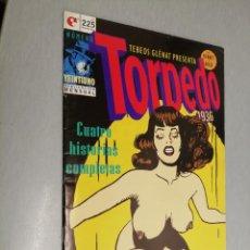 Comics: TORPEDO Nº 21 (VEINTIUNO) / GLENAT. Lote 233806735