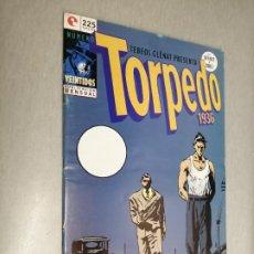 Comics: TORPEDO Nº 22 (VEINTIDOS) / GLENAT. Lote 233806875