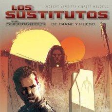 Cómics: LOS SUSTITUTOS. Lote 234559485