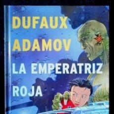 Cómics: LA EMPERATRIZ ROJA (DUFAUX ADAMOV) GLÉNAT 2011 ''EXCELENTE ESTADO''. Lote 235457540