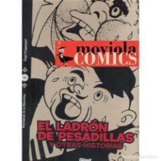 Cómics: EL LADRON DE PESADILLAS Y OTRAS HISTORIAS , ÁNGEL PUIGMIQUEL. Lote 236096055