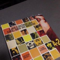 Cómics: DOS ALBUMES DEL AUTOR LUIS GARCIA (LAS CRONICAS DEL SIN NOMBRE Y NOVA-2) EDITORIAL GLENAT. Lote 236099945