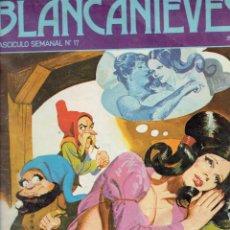 Cómics: BLANCANIEVES EDICIONES ACTUALES S.A. 1973 N,17 - 18 - 19 - 25 - 38 Y 42.. Lote 236720450