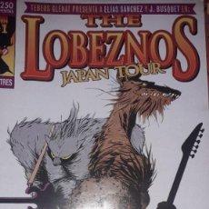 Cómics: THE LOBEZNOS - JAPAN TOUR. Lote 236849920