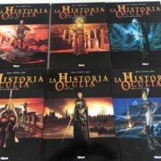 Cómics: LA HISTORIA OCULTA - PÉCAU,KORDEY,BEAU-ENCUADERNACIÓN EN CÁRTONE. Lote 237262695