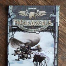 Comics : FREAK ANGELS - WARREN ELLIS, PAUL DUFFIELD (COLECCIÓN COMPLETA, 6 TOMOS). Lote 239356345