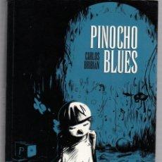 Cómics: PINOCHO BLUES. CARLOS BRIBIAN. GLENAT, 2010. Lote 240450475