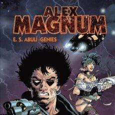 Fumetti: ALEX MAGNUM (GLÉNAT, 2010) DE GENIES Y ABULÍ. TAPA DURA, 192 PÁGINAS.. Lote 241068100