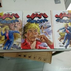 Fumetti: X JAN EUROPA INTEGRAL EN 3 VOLUMENES, DE EDMOND (GLENAT). Lote 242301325