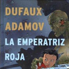Comics: LA EMPERATRIZ ROJA. INTEGRAL (GLÉNAT, 2011) DE ADAMOV Y DUFAUX. 216 PÁGINAS. TAPA DURA.. Lote 242374320
