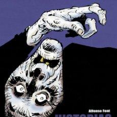 Comics: HISTORIAS NEGRAS (GLÉNAT) DE ALFONSO FONT. Lote 259887400