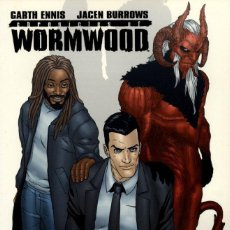 Comics: CHRONICLES OF WORMWOOD (GLÉNAT, 2008) SELLO AVATAR. DE GARTH ENNIS Y JACEN BURROWS. Lote 243051870