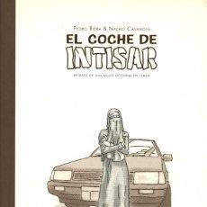 Fumetti: EL COCHE DE INTISAR (GLÉNAT, 2011) DE PEDRO RIERA Y NACHO CASANOVAS. Lote 259310150