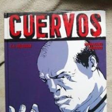 Cómics: CUERVOS T4 REQUIEM. Lote 243171260