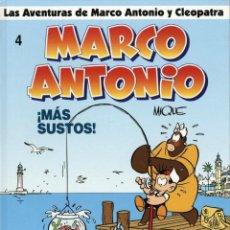 Comics: MARCO ANTONIO-4: ¡MÁS SUSTOS! (GLÉNAT, 1999) DE MIQUE BELTRÁN. Lote 243340675