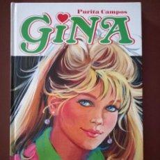 Cómics: GINA DE PURITA CAMPOS, GLENAT (TAPA DURA). Lote 243361310
